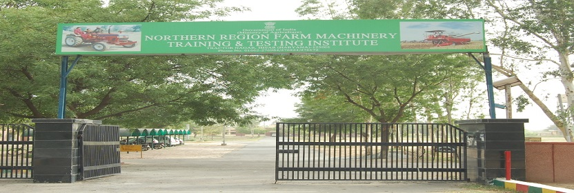 Northern Region Farm Machinery Training and Testing Institute